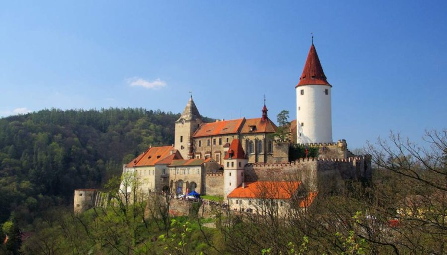 I castelli più belli da visitare in Repubblica Ceca